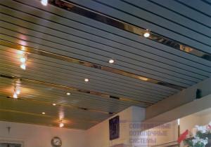 Реечные подвесные потолки Харьков