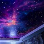 звездное небо банер